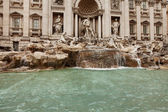 Trevi Fountain Rome — Stock Photo