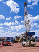 Drilling Rig — Stock Photo