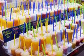 Fruit Drinks — Stock Photo