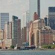 skyline di Manhattan — Foto Stock #27934355