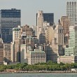 Manhattan skyline — Foto Stock