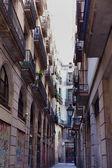 Laneway Barcelona — Foto Stock
