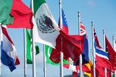 Flag of Mexico — Stock Photo