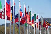 World Flags — Stock Photo
