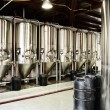 Stock Photo: brewery