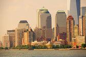 Manhattan Skyline — Stock Photo