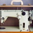 Antique Sewing Machine — Stock Photo #41079253