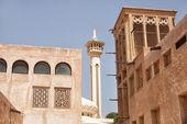 Bastakiya Quarter — Stock Photo