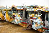 River Boats — Stock Photo