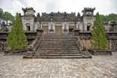 Tomb of Khai Dinh — Stock Photo