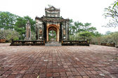 Tomb of Tu Duc — Stock Photo