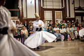 Whirling Dervishes — Stock Photo