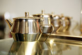 Tea Pots — Stock Photo