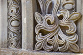 Sandstone Carving — Stock Photo