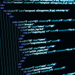 HTML web code — Stock Photo #22239805