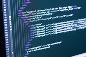 Código web html — Foto de Stock