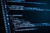 код html веб — Стоковое фото