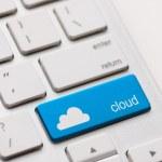Cloud computing — Stock Photo #25319309