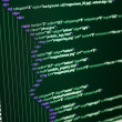 Stock Photo: HTML web code