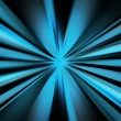 Abstract night acceleration — Stock Photo