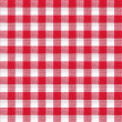 Red and white tablecloth texture wallpaper — Stock Photo #38731635