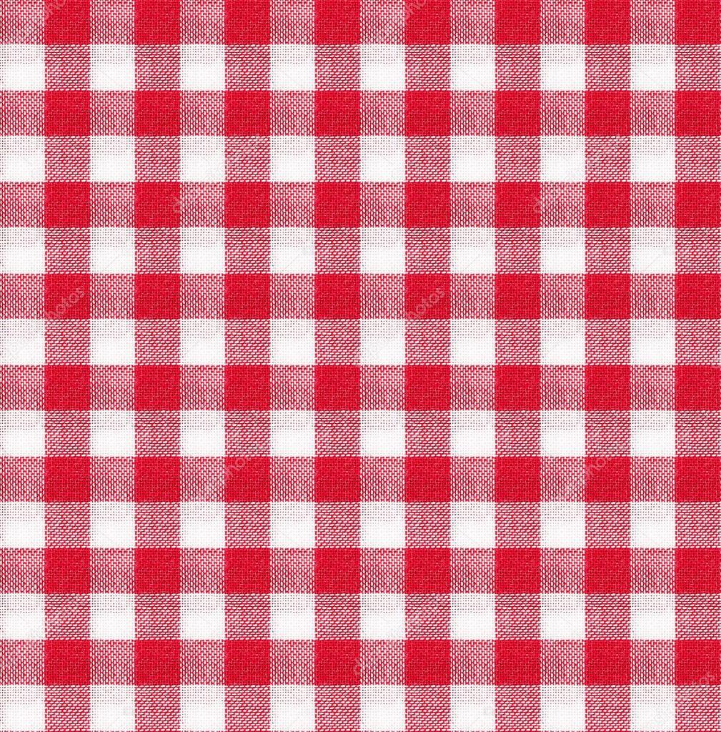 Papier peint texture de nappe rouge et blanc photographie scyther5