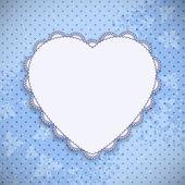 Cartão do dia dos namorados — Vetor de Stock