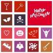Halloween Icons — Stock Vector #30393053