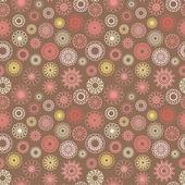 Round Ornament Pattern — Wektor stockowy
