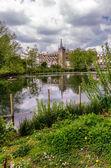 Waddon pond — Stock Photo