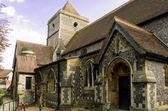 Small church — Stockfoto