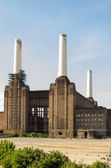 Battersea powerplan — Foto de Stock