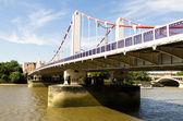 Chelsea Bridge — Stock Photo