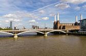 мост челси — Стоковое фото