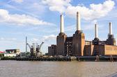 Battersea powerplan — Stock Photo