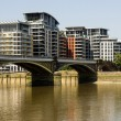 Stockfoto: Thames river