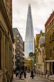The Shard - London — Stock Photo