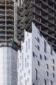 Site construcition — Fotografia Stock