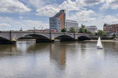 Putney bridge — Stock Photo