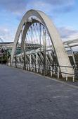 Ponte moderna — Foto Stock