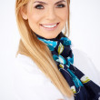 Stock Photo: Airline Hostess