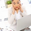 Business Woman in Office — Stock Photo #1946639