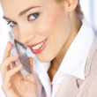 Business Woman in Office — Stock Photo #1949478