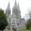 Saint Fin Barre's Cathedral, Cork, Ireland — Stock Photo