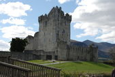 Ross castle in Killarney National Park Ireland — Stock Photo