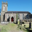 Stock Photo: St.Colman's, Protestant Church of Macroom Ireland