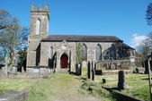 St.Colman's, Protestant Church of Macroom Ireland — Stock Photo