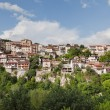 Old town Veliko Tarnovo in Bulgaria — Stock Photo