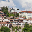 Old town Veliko Tarnovo in Bulgaria — Stock Photo #18383533