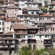 Old town Veliko Tarnovo in Bulgaria — Stock Photo #18383579